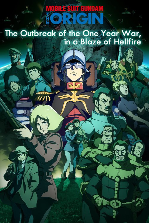 Kidō Senshi Gundam: The Origin